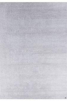 Bild: Kurzflor Teppich - Powder (Grau; 85 x 155 cm)