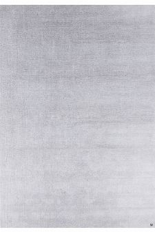 Bild: Kurzflor Teppich - Powder (Grau; 190 x 290 cm)