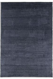 Bild: Kurzflor Teppich - Powder (Anthrazit; 190 x 290 cm)