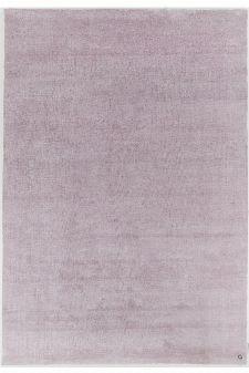 Bild: Kurzflor Teppich - Powder (Rose; 65 x 135 cm)