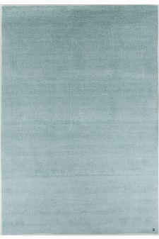 Bild: Kurzflor Teppich - Powder (Grün; 65 x 135 cm)