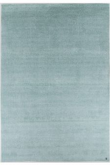 Bild: Kurzflor Teppich - Powder (Grün; 85 x 155 cm)