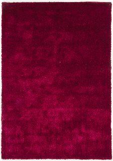 Bild: Gino Falcone Uni Teppich Alessandro (Rot; 65 x 135 cm)