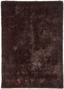 Bild: Gino Falcone Uni Teppich Alessandro (Dunkelbraun; 65 x 135 cm)