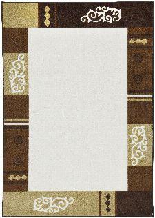 Bild: Teppich Versailles 3082 AUBUSSON (Beige/Braun; 67 x 135 cm)