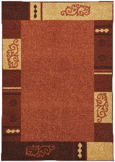 Bild: Teppich Versailles 3082 AUBUSSON (Orange; 50 x 80 cm)