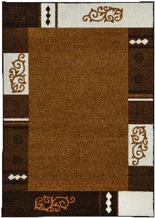 Bild: Teppich Versailles 3082 AUBUSSON (Braun; 120 x 180 cm)