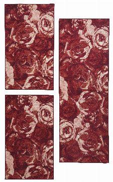 Bild: Bettumrandung Flomi Rose (Rot)