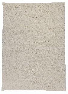 Bild: Marokkanischer Teppich Taza Royal (Blanc; 70 x 140 cm)
