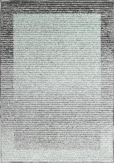 Bild: Gino Falcone Teppich Florentine BORDER OMBRE (Mint; 80 x 150 cm)