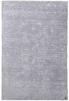 Bild: TOM TAILOR Viskose Teppich - Shine Uni (Silber; 155 x 85 cm)