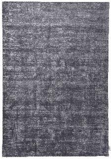 Bild: TOM TAILOR Viskose Teppich - Shine Uni (Anthrazit; 200 x 140 cm)