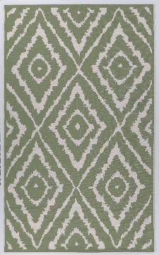 Bild: TOM TAILOR Teppich Garden - Pattern (Grün; 230 x 160 cm)