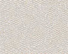 Bild: Mustertapete Leinenstrukur 4530 (Beige/Grau)