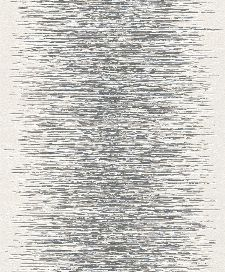 Bild: Streifentapete 3D Muster 4563 (Weiß/Grau)