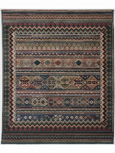 Bild: Ethno Teppich Gabiro Des.416 (Multicolor; 68 x 235 cm)