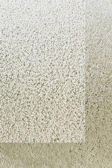 Bild: Schlingenteppich mit Frisee Bordüre Twinset Frame (Creme; 140 x 200 cm)
