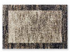 Bild: Astra Hochflor Teppich Savona - Bordüre - Beige