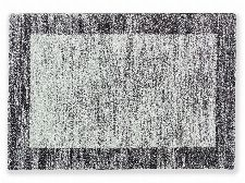 Bild: Astra Hochflor Teppich Savona - Bordüre - Hellblau