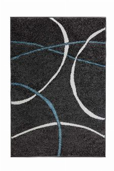 Bild: Teppich Milano (Des. 110) - Grau