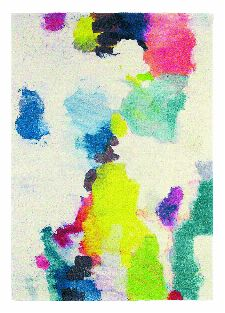 Bild: Teppich Nevis - Bunt