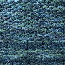 Bild: Teppich Pinto - Marine