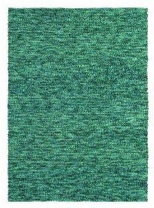 Bild: Teppich Stubble - Meeresblau