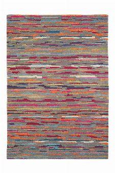 Bild: Teppich Nuru - Grau