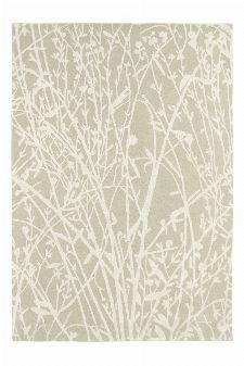 Bild: Wollteppich Meadow - Beige