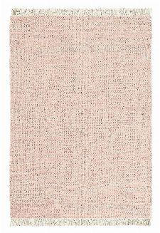Bild: Designer Flachgewebe Teppich Atelier Craft - Rosa