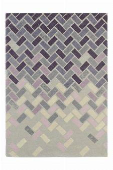 Bild: Design Teppich Ted Baker Agave - Grau