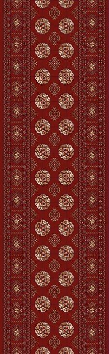 Bild: Läufer Opus M031w - Rot