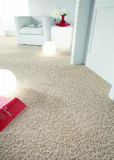 Bild: Teppichboden Chic - Beige