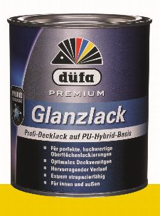 Bild: Premium Glanzlack - Pineapple