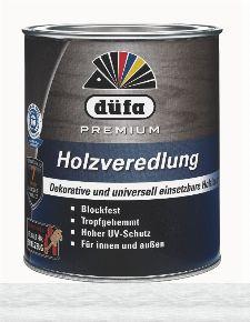 Bild: Holzlasur - Premium Holzveredlung - Weiß