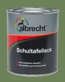 Bild: Schultafellack - RAL 0611