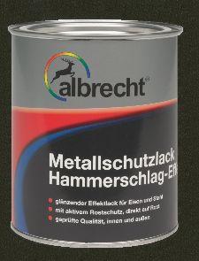Bild: Metallschutzlack mit HSE - Schwarz