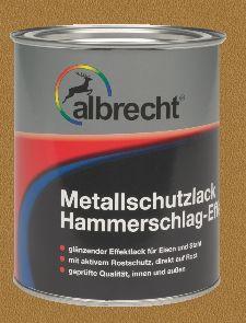Bild: Metallschutzlack mit HSE - Kupfer