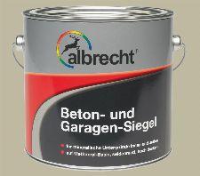 Bild: Beton- und Garagen-Siegel - Kieselgrau