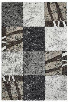 Bild: Moderner Teppich - Fantasy - Blau