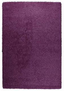 Bild: Teppich Shaggy Basic 170 - Violett