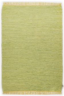 Bild: Tom Tailor Teppich  - Cotton Color - Grün