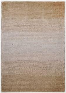 Bild: Schurwollteppich Wool Star Ombre - Beige