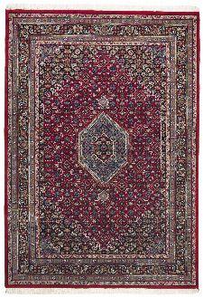 Bild: Perser Teppich Benares Bidjar - Rot