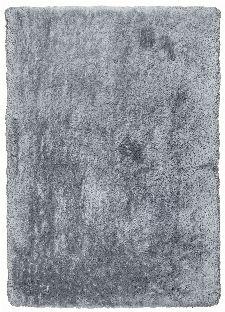 Bild: Langflor Teppich - Flocatic - Grau