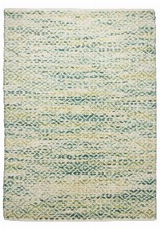 Bild: Teppich Smooth Comfort - Diamond - Grün