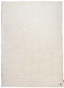Bild: Viskose Teppich - Shine Uni - Weiß