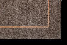 Bild: LDP Teppich Wilton Rugs Leather Richelien Velours (1001; 250 x 250 cm)