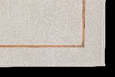 Bild: LDP Teppich Wilton Rugs Leather Richelien Velours (1079; 250 x 250 cm)
