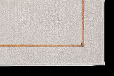 Bild: LDP Teppich Wilton Rugs Leather Richelien Velours (7011; 300 x 300 cm)